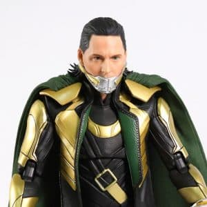 Marvel's Loki The God of Mischief Deluxe Action Figure