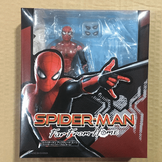 Marvel's Spider-Man Far from Home Movable Joint Toy