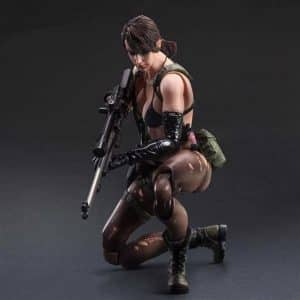 Metal Gear Solid V The Phantom Pain Quiet Action Figure