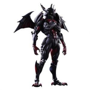 Monster Hunter Ultimate Diablos Armor Collectible Action Toy
