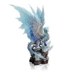Monster Hunter World Iceborne Velkhana Static Model Toy