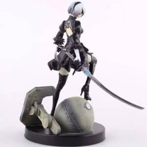 Nier Automata Battle Android YoRHa 2B Statue Model Figure