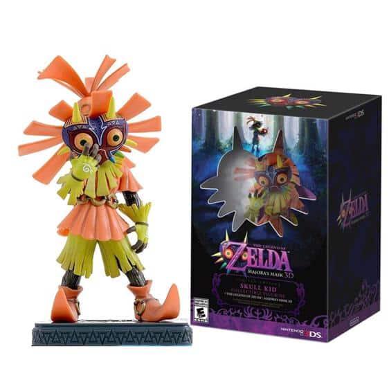 Skull Kid Majora's Mask The Legend of Zelda Static Figure
