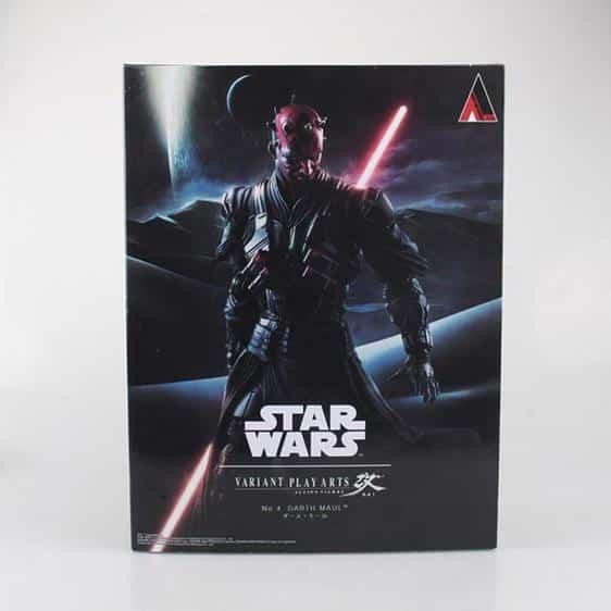 Star Wars Darth Maul Dathomirian Zabrak Action Figure