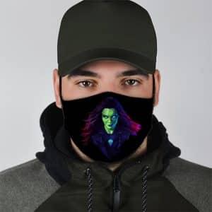 Stunning Gamora Zehoberei Assassin Filtered Face Mask