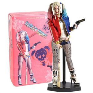 Suicide Squad Harley Quinn Awesome Static Toy Figure