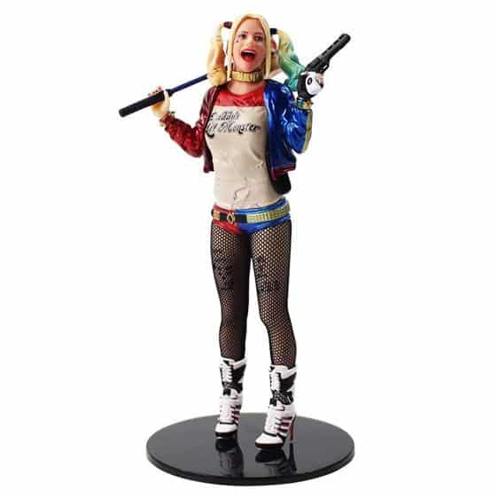 Suicide Squad Harley Quinn Static Collectible Figure