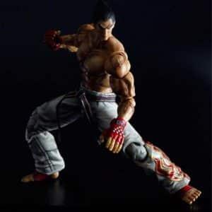 Tekken Kazuya Mishima Movable Joint Action Toy Figure