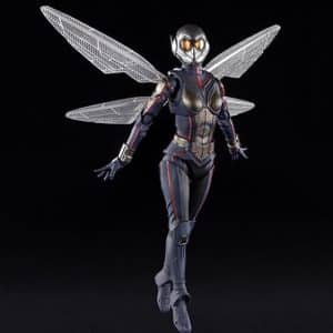 The Wasp Advance Pym Particle-Based Suit Movable Action Toy