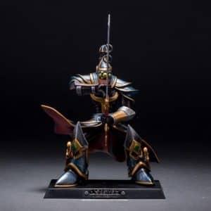 The Wuju Bladesman Master Yi League of Legends Static Figure