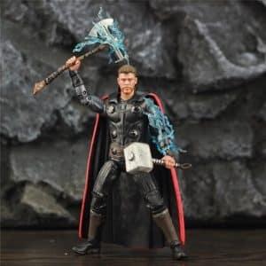 Thor Stormbreaker and Mjolnir Avenger Endgame Action Figure