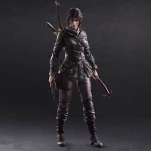 Tomb Raider Lara Croft Movable Joint Action Figure