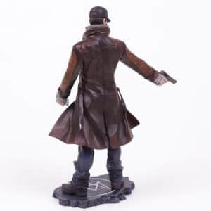 Watch Dogs Aiden Pearce Execution Statue Model Figure