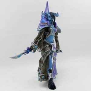 World of Warcraft Archmage Tamuura Static Toy Figure