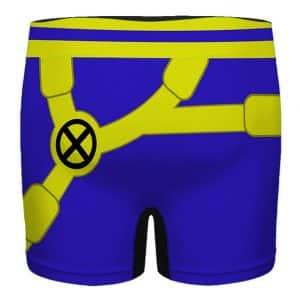 X-Men Cyclops Uniform Style Awesome Men's Underwear