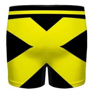 X-Men First Class Uniform Costume Style Dope Men's Boxers
