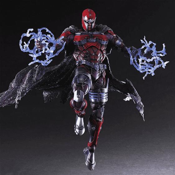 X-Men Magneto Earth-616 Mutant Superhuman Action Figure