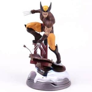 X-Men Wolverine Logan Statue Collectible Model Toy