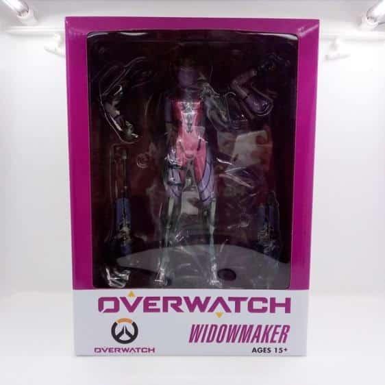 Amelie Lacroix Widowmaker Overwatch Statue Figure Toy
