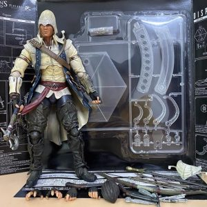 Assassin's Creed Connor Kenway Movable Joint Figure