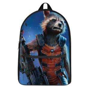 Avengers: Endgame Rocket Raccoon Art Unique Backpack