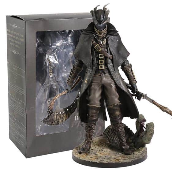 Bloodborne's The Old Hunter Collectible Statue Figure