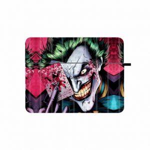 Creepy Bloody Joker DC Villain AirPods & AirPods Pro Case