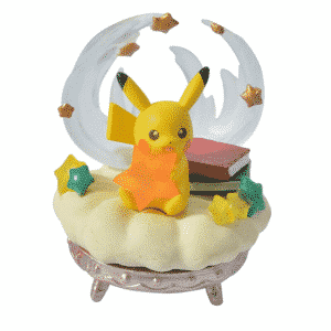 Cute Pokemon Mini Decoration Toy Statue Figurine Set