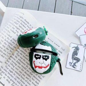 DC Comics Supervillain Joker Silicone AirPods Cover