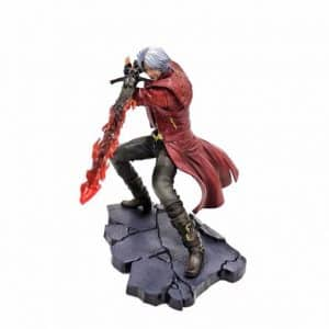 Devil May Cry Dante Legendary Devil Hunter Static Figure