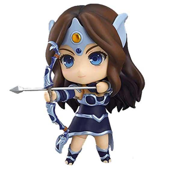 Dota 2 Mirana Princess of the Moon Chibi Movable Figure