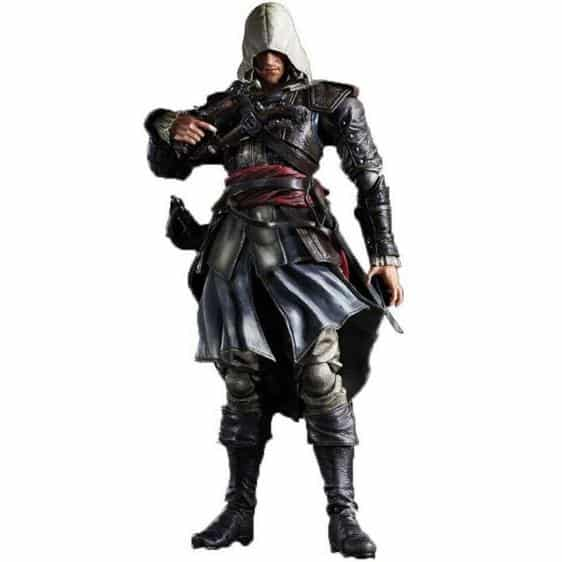 Edward Kenway Assassin's Creed Movable Action Figure