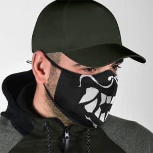 League Of Legends KDA Akali Streetwear Skin Cloth Face Mask