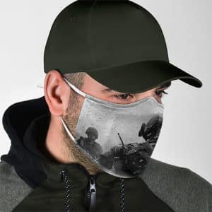 Call Of Duty Black Ops Dope Operators Artwork Face Mask
