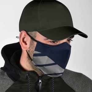 Dota 2 and CSGO Esports Team OG Logo Cool Face Mask