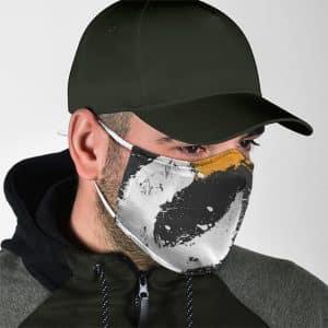 Overwatch Logo Graffiti Artwork Amazing Cloth Face Mask