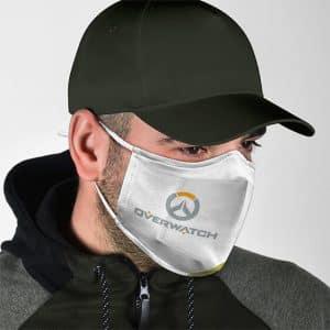 Overwatch Genji Shimada The Sparrow Artwork Face Mask