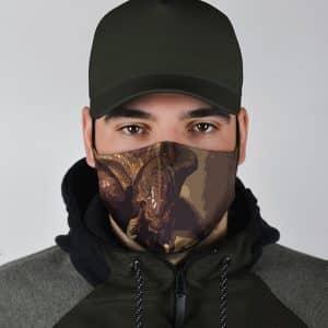 Amazing Zerg Hydralisk StarCraft Artwork Cloth Face Mask