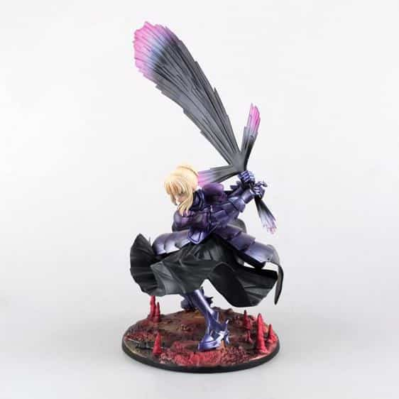 Fate Grand Order Saber Alter Awesome Statue Model Toy