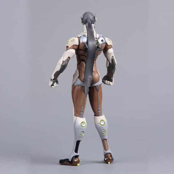 Genji Shimada Overwatch Collectible Static Model Toy
