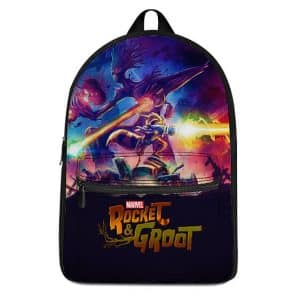 Guardians of the Galaxy Groot & Rocket Raccoon Backpack