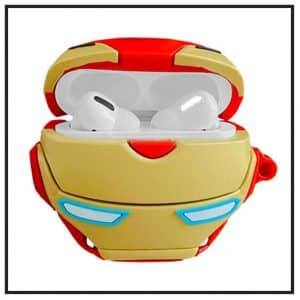 Marvel Superhero AirPods Cases