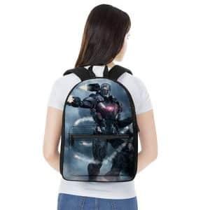 Marvel Avengers Colonel Rhodes War Machine Dope Backpack