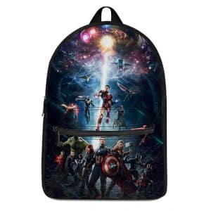 Marvel Heroes Avengers Going To War Awesome Backpack Bag