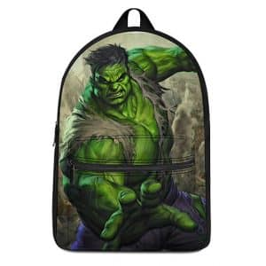 Marvel Bruce Banners The Incredible Hulk Badass Backpack