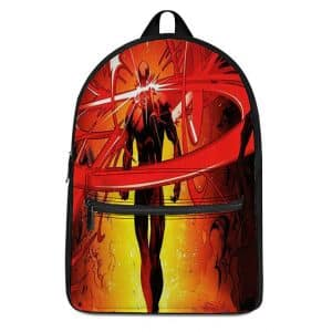 Marvel Comics Classic Style Cyclops Laser Beam Backpack