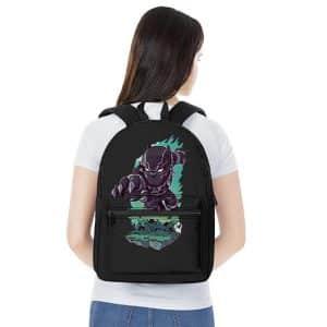 Marvel Hero Black Panther Cartoon Art Cool Knapsack Bag