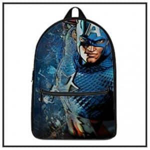 Marvel Superhero Backpacks