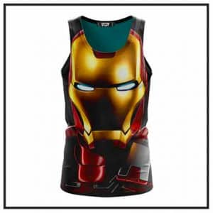 Marvel Superhero Tank Tops