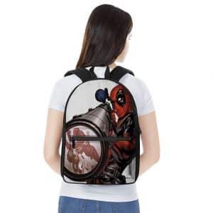 Mercenary Assassin Deadpool Sniper Design Epic Backpack